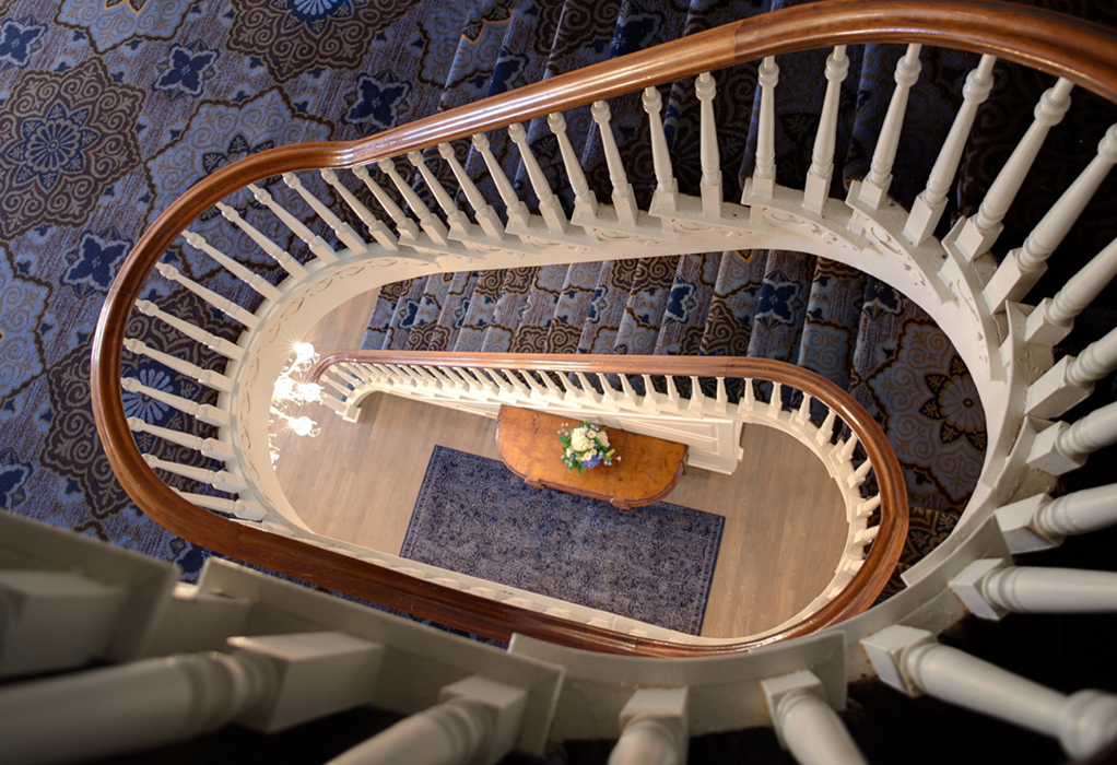 2 Mansion Stairs 700PX